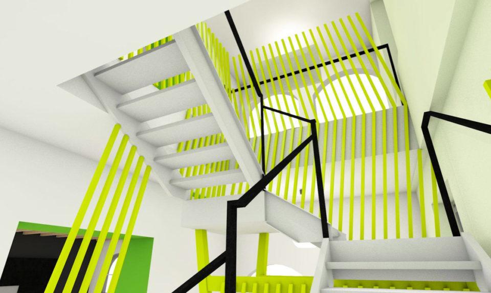 Staircase concept #1