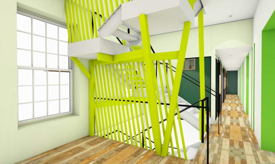 Staircase concept #2