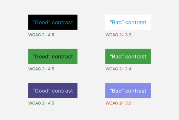 Problems with contrast ratio algorithm in WCAG 2.1